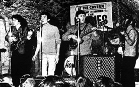 The Hollies at The Cavern